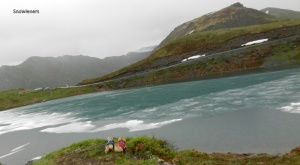 Summit Lake @ Hatcher's Pass.
